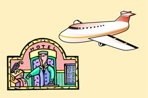Viajes y Alojamiento